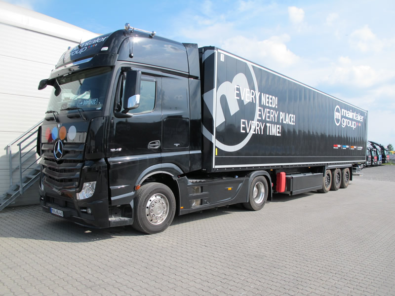 lkw 40t koffer maintaler express logistik gmbh co kg