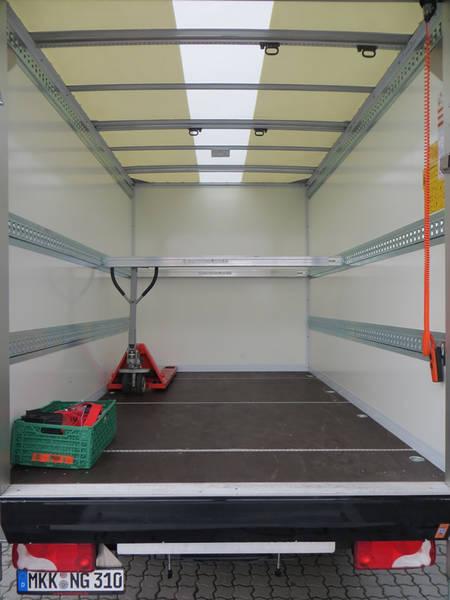 transporter 3 5t koffer o plane ladebordwand. Black Bedroom Furniture Sets. Home Design Ideas