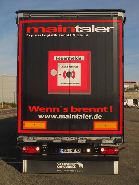 lkw 40t megatrailer maintaler express logistik gmbh co kg. Black Bedroom Furniture Sets. Home Design Ideas