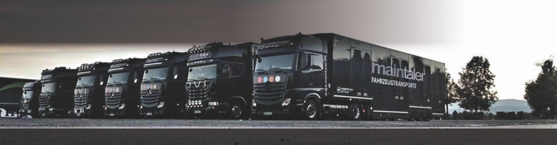 Ausbildung Berufskraftfahrer (m/w/d) Bei Maintaler Express Logistik