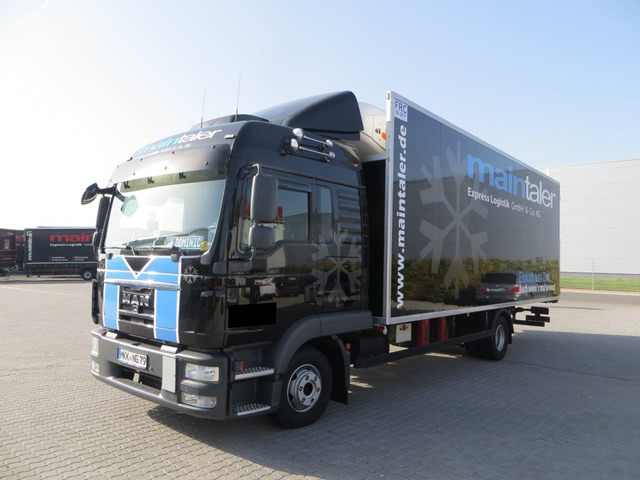 LKW 12t Thermo